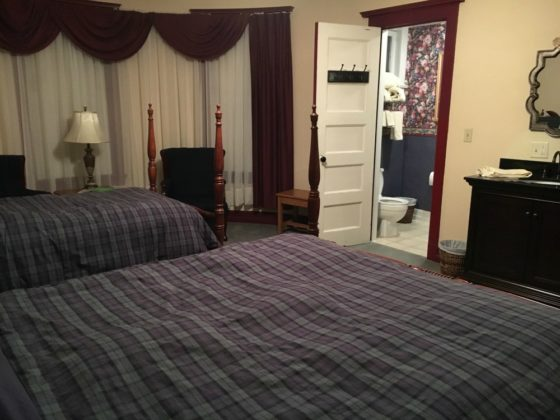Highlander Room, Carriage House B&B, Grinnell, IA
